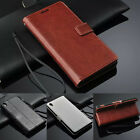 Flip Luxury PU Leather Card Holder Wallet Cover Stand Case For Sony Xperia Phone