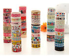 kawaii lovely cartoon deco tape scrapbooking adhesive paper photo film stickers