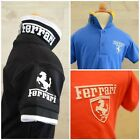 S068 Kids Baby Toddler F1 Car Racer Polo Shirt 100% Cotton 2-8 years New