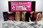 FRANK ZAPPA  ~ COMPLETE JAPAN MINI LP CD DISCOGRAPHY WITH BOXES ~ MINT, EXTRA