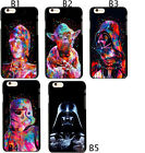 Star Wars C-3PO Darth Vader Yoda Stormtrooper Case For iphone 6 6S SE 7 Plus 5S $4.79 AUD
