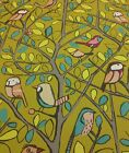 Edinburgh Weavers TWEETY Birds Cotton Fabric for Upholstery/Curtains/Crafts