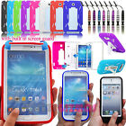NEW SHOCK PROOF BUILDERS HEAVY DUTY TOUGH CASE COVER FOR MOBILE PHONES / TABLETS