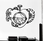 Vinyl Wall Decal Mechanical Heart Steampunk Art Stickers Mural (517ig)