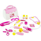 15 PCS/SET For Kids Gift Doctor Nurses Box Toy Medical Kit Set Role Play Case