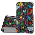 Painting Sleep/Wake Ultra Slim Leather Case For Asus Zenpad Z8 zt581kl Tablet