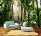 3D Rainforest 15 Wall Paper Wall Print Decal Wall Deco Indoor wall Mural Home