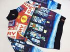 "(FREE SHIPPING) New STASH HOUSE ""BLOCK PRNT"" JACKET STYLE# (H37JT11) MULTI-COLOR"