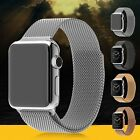 Neu Milanese iWatch Magnetic Loop Edelstahl Watch Band Strap fr Apple Watch 42mm