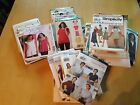 Shirts And Tops Sewing Pattern, Uncut, Choose Your Style