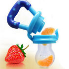 Safety New Baby Nipple Teat Pacifier Fruits Vegetables Soft Feeding Tool