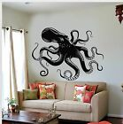 Home Decor Ideas Photos Vinyl Wall Decal Octopus Tentacles Marine Creatures Kraken Stickers (637ig)