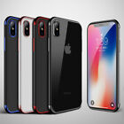 Ultra-Thin Electroplating Clear Crystal Hard Case Cover for iPhone 7 & 7 Plus