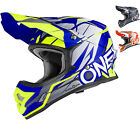 Oneal 3 Series Freerider Fidlock Motocross Helmet Quad Dirt Bike Magnetic Buckle