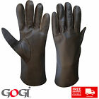 Top Quality Women Real Leather Long Wrist Dressing Casual Gloves Lambskin 1010