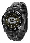 Georgia Bulldogs Watch Fantom Gunmetal Finish Mens Ladies Black Dial