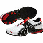 NEW* PUMA CELL SURIN MEN'S RUNNING SHOES White Red Scarlet Black 186452 01