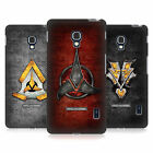 OFFICIAL STAR TREK KLINGON BADGES HARD BACK CASE FOR LG PHONES 3