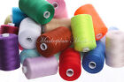 SEWING THREAD - 120S/180S - MIXED/ASSORTED PACK - POLYESTER - GENERAL - 10/25/50