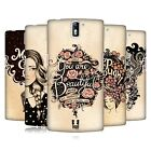 HEAD CASE DESIGNS INTROSPECTION HARD BACK CASE FOR ONEPLUS ONE