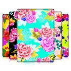 HEAD CASE DESIGNS PAINTED FLOWERS HARD BACK CASE FOR APPLE iPAD AIR 2