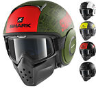 Shark Drak Tribute RM Open Face Motorcycle Helmet Urban Street Biker GhostBikes