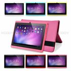 Xgody Quad Core 7'' Tablet 8gb Hd Android 4.4 Kitkat Dual Camera Wifi For Kids