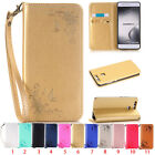 Pattern Leather wallet Flip Magnetic stand pouch Cover Case For Huawei Protector