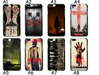 The Walking Dead Daryl Dixon Wings AMC Case Back Cover For iPhone 6S 7 8 Plus 5S