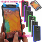 ULTRA THIN FULL BODY DEFENDER BUILDERS GEL CASE COVER FOR SAMSUNG GALAXY NOTE 3