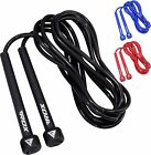 RDX Skipping Rope Adjustable Speed Jump Cable Fitness Exercise Boxing Crossfit