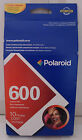 Polaroid Instant Camera 600 Color Film 05/2009 Exp Date NOS Factory Sealed Pack