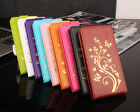 Luxury Colorful Slim Flip Stand PU Leather Case Cover For Xiaomi Note 2 Phones