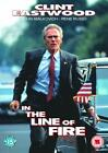 IN THE LINE OF FIRE DVD - CLINT EASTWOOD