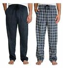 NEW Nautica Men's Soft Sueded Fleece Pajama Pants - VARIETY