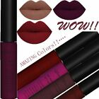 34 Color Waterproof Matte liquid lipstick Long Lasting Lip Gloss Qibest Lipstick