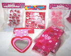 school valentine treats - VALENTINES DAY TREAT BAGS CELLO CHOICE SET KIDS SCHOOL CANDY COOKIE GOODY PARTY