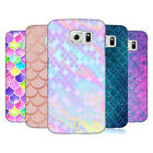 HEAD CASE DESIGNS MERMAID SCALES HARD BACK CASE FOR SAMSUNG PHONES 1