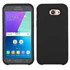 For SAMSUNG GALAXY J3 EMERGE / J3 ECLIPSE Cover Slim Fit Case Dual Layer Hybrid