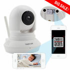 Wireless WiFi Security Camera Pan-Tilt-Drop 720P Home Baby Monitor Mobile View