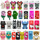 3D Cartoon Soft Silicone Back Case Cover For Samsung Galaxy J3 J5 J7 On 5 G5500