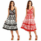 Pistachio Womens New Red Or Black Striped Floral Print Crossover Front Dress