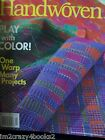 Handwoven Magazine 2004 2005 2006 Multiple Listings Weaving Projects WEAVE