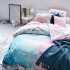 NEW Rainbow Quilt Cover Set Quilt Cover Size: