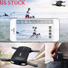 Selfie Foldable JJRC H37 Altitude Hold w/HD Camera WIFI FPV RC Quadcopter Drone