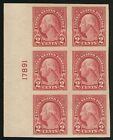 MALACK 577 SUPERB OG NH, large margins pb1920