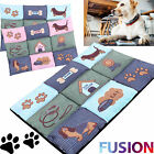 LARGE SOFT WARM LUXURY FUR DOG CAT PET BED MATTRESS WASHABLE PILLOW CUSHION BED
