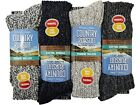Country Pursuit, Pennine Walker Chunky Wool Rich Boot Socks, 6-11 (UK) NEW Packe