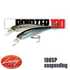 Assorted Colors LUCKY CRAFT POINTER 100SP 18 g Suspending Minnow