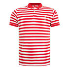 Liverpool FC  LFC Mens Red Stripe Conninsby Polo Official
